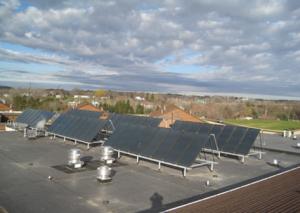 AJRCCC solar array