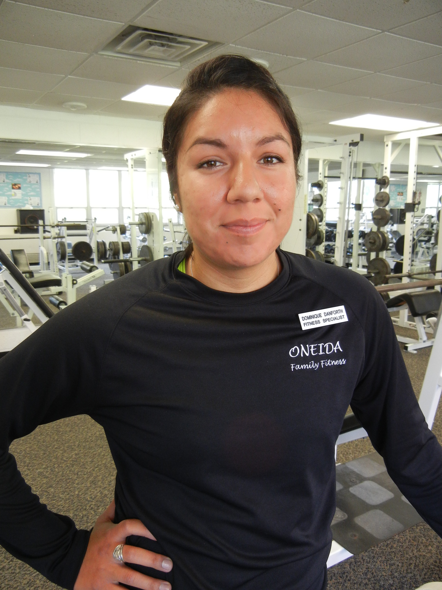 oneida nation about fitness recreation meet our staff
