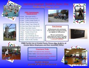 Natl Employee Health & Fitness Day @ Nat'l Employee Health & Fitness Day