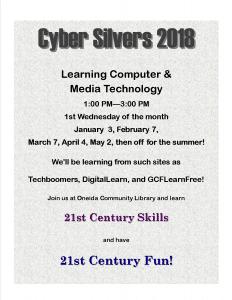 Cyber Silvers 2018